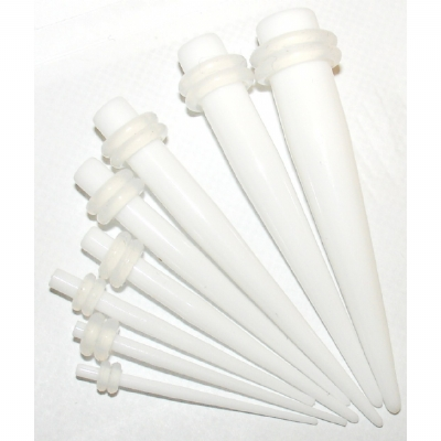 White Taper Stretching Kit 1.6mm - 8mm