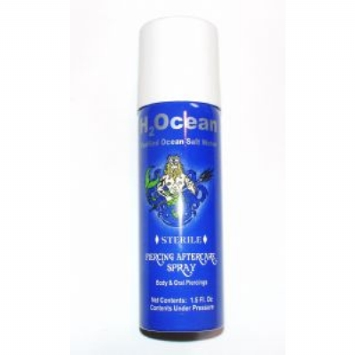 H2Ocean Aftercare Spray - Large 4oz Bottle