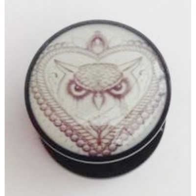 Framed Owl Plug 6mm - 25mm