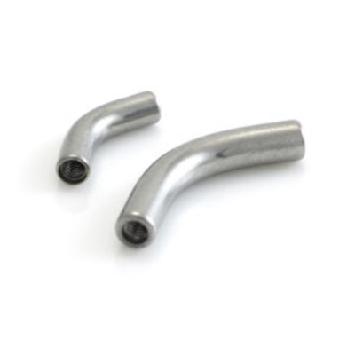 QDD Stem - Titanium Curved Barbell - 1.6mm
